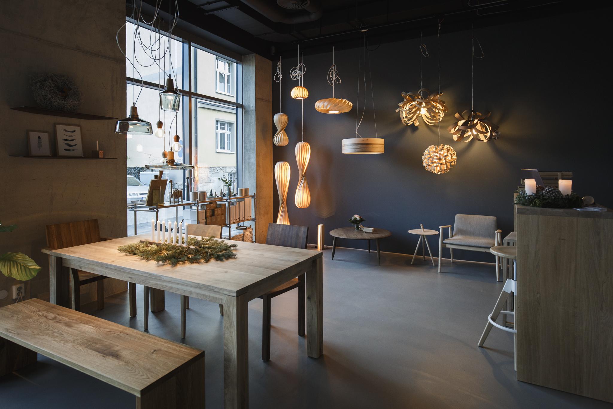 Holz & Hygge Jena - Shop für nordische Designmöbel und Café