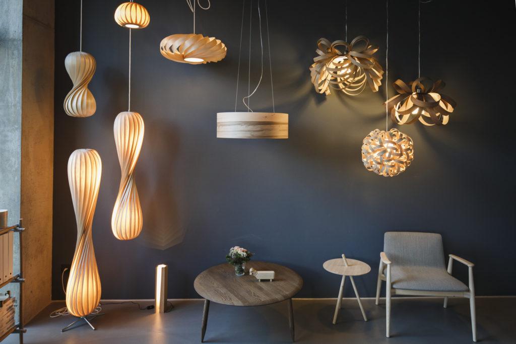 Holz und Hygge Showroom Café für Design Möbel Jena Einrichtung
